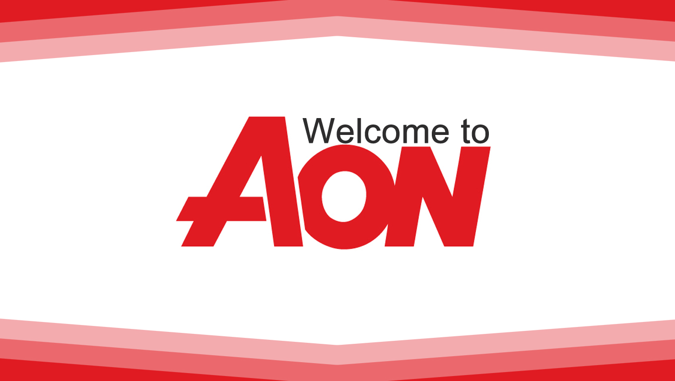AON Welcome ls