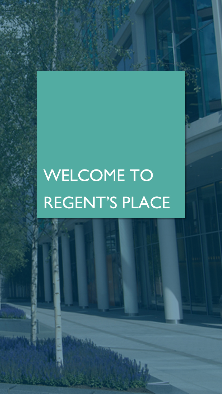 Regents Place Welcome