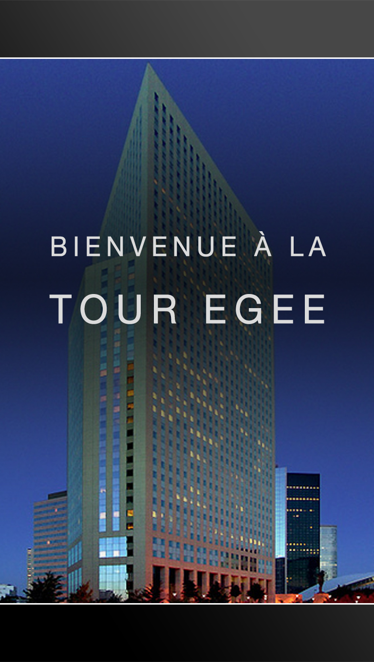 Tour Egee Welcome