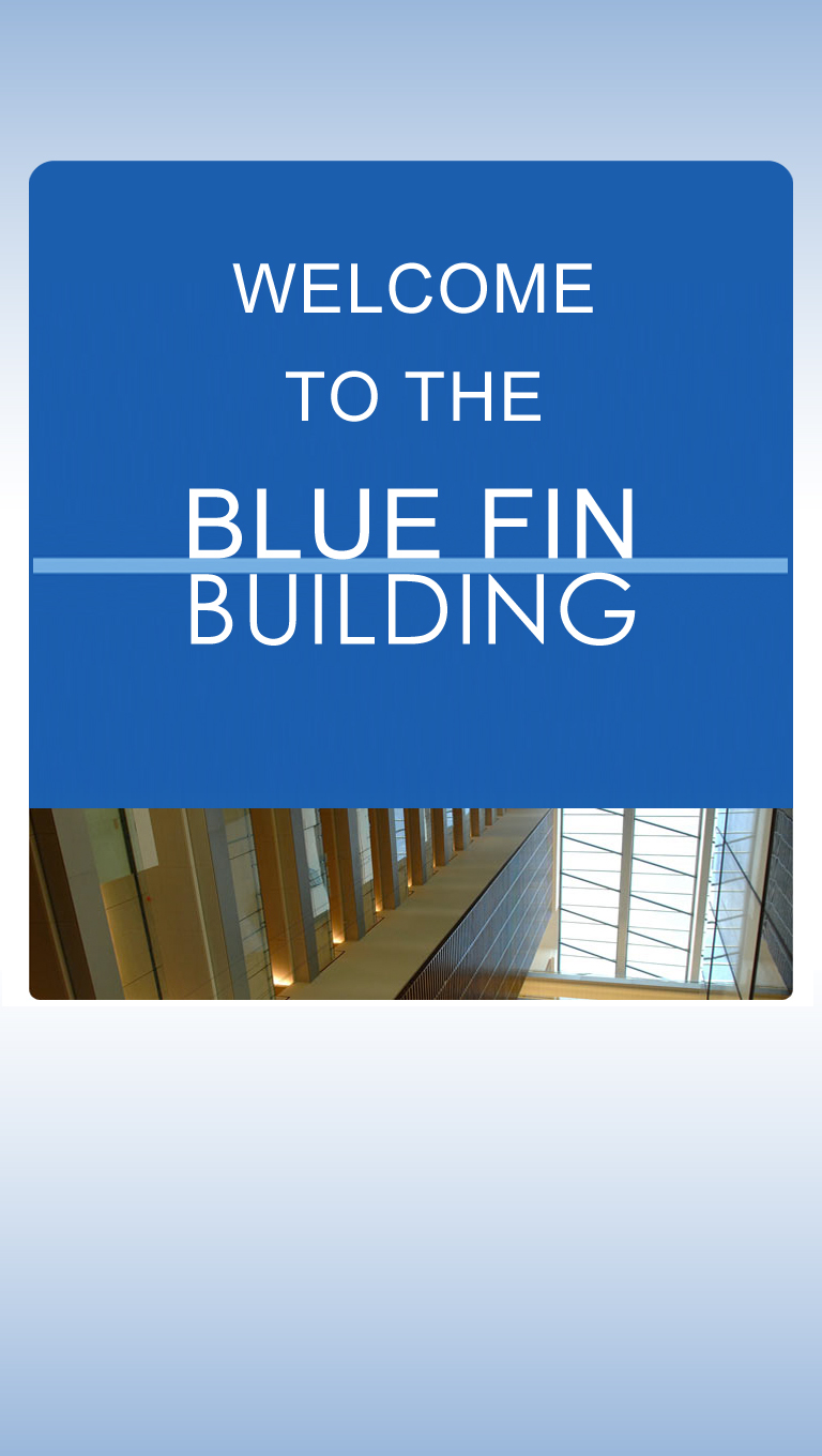 Welcome to bluefin building