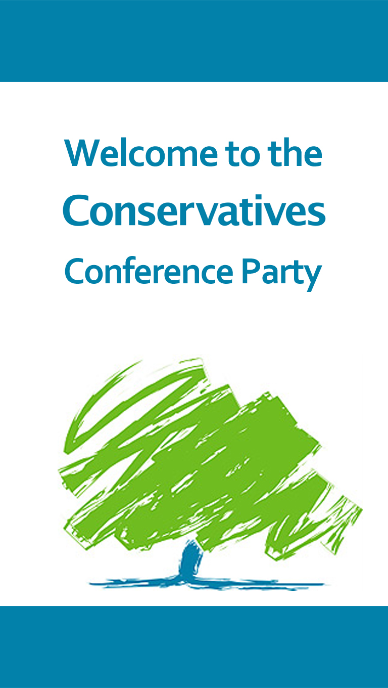 conservatives welcome