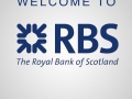 Welcome to RBS