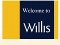 Willis Welcome
