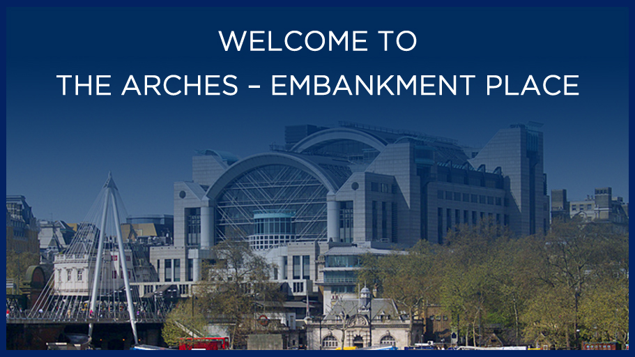 welcome embankment screen