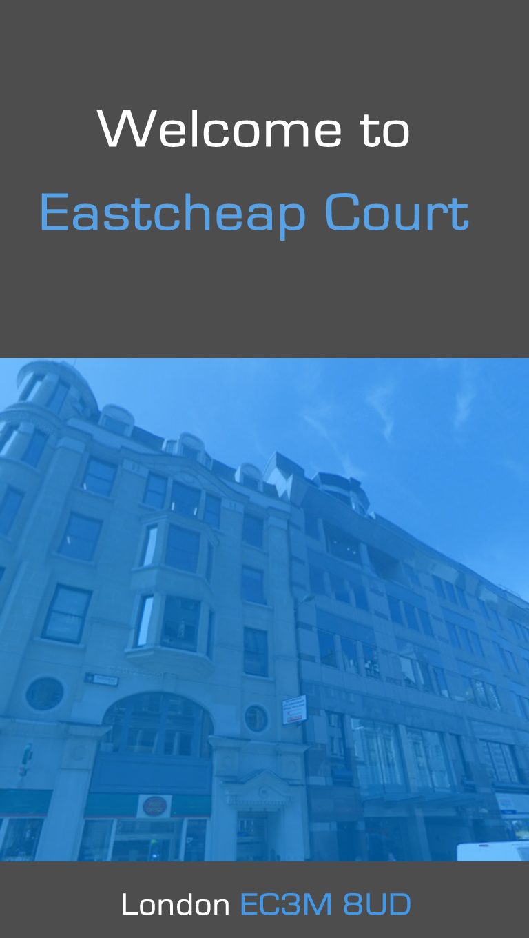 welcome to East cheap Court
